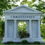 christiansen-monument